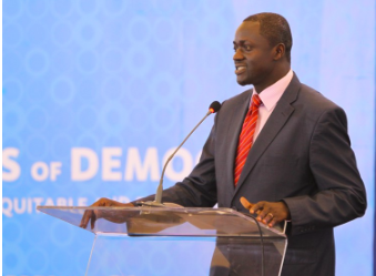 Intervista a Maurice Makoloo della Ford Foundation