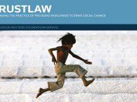 Secondo Legal Workshop italiano del TrustLaw Programme della Thomson Reuters Foundation