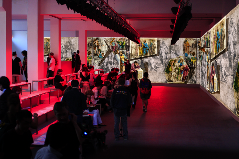 ITALIA DOCET | LABORATORIUM. Artists, Participants and Activated Spectators, maggio - novembre 2015. Evento Collaterale alla 56. Esposizione Internazionale d'Arte | la Biennale di Venezia