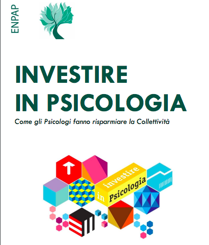 """Presentato a Roma il progetto """"Investire in Psicologia"""" di ENPAP"""