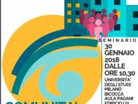 """I takeout dell'evento """"Comunità Vitali"""" organizzato dalla Fondazione Comunitaria Nord Milano"""