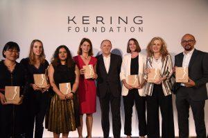 Kering Foundation Awards e il presidente François-Henri Pinault