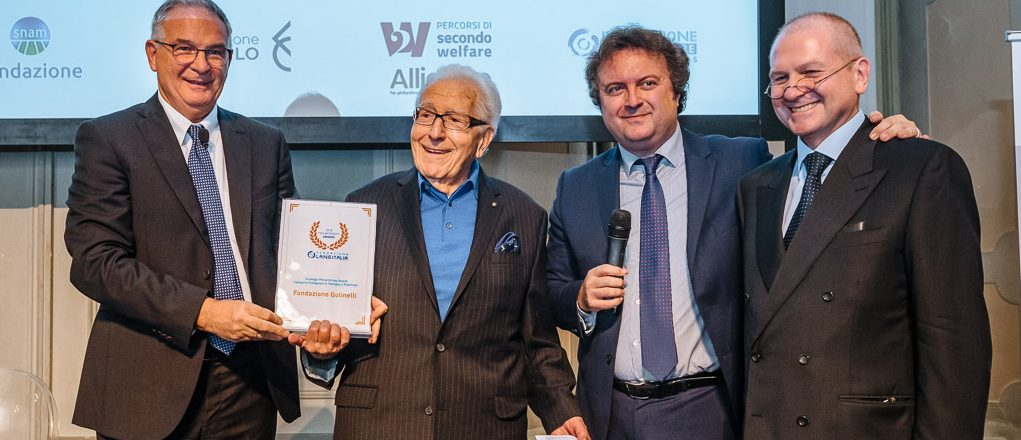 I vincitori dei Philanthropy Awards 2018