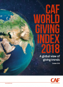 World Giving Index 2018