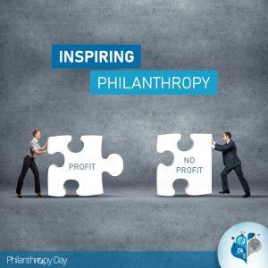 inspiring philanthropy