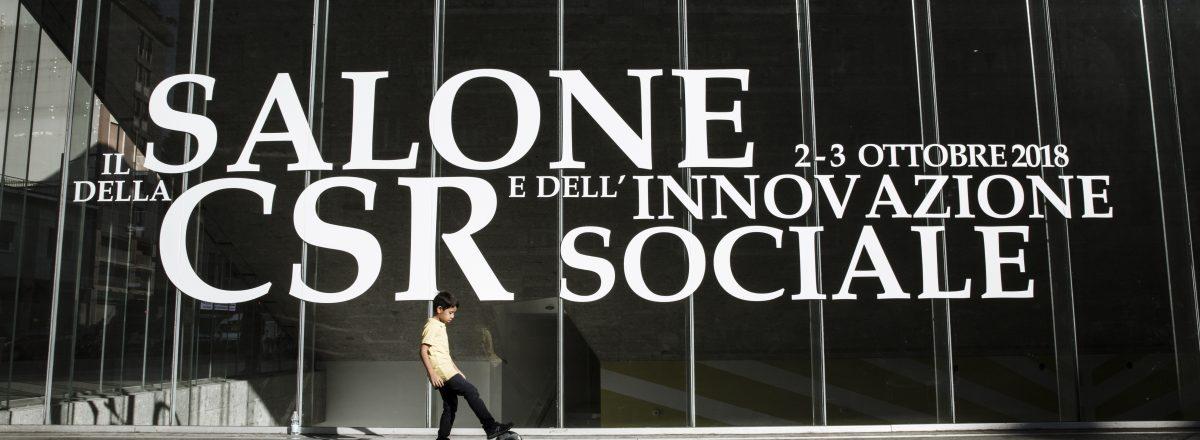 Lang al Salone della CSR e dell'innovazione sociale