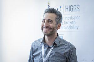 Sotiris Petropoulos HIGGS Director