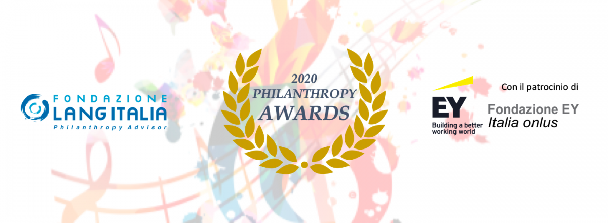 "Philanthropy Award 2020 ""Call for Papers"""
